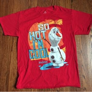 Olaf tee shirt! From the parks!